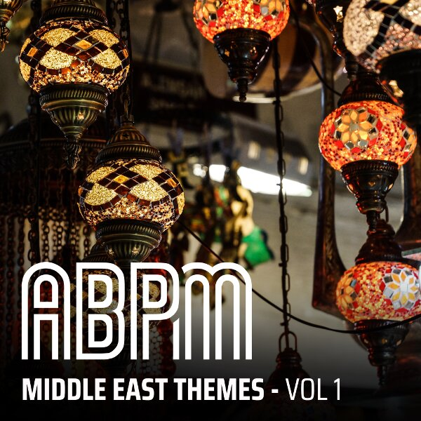 Middle East themes Vol 1 library music by AB productions of London