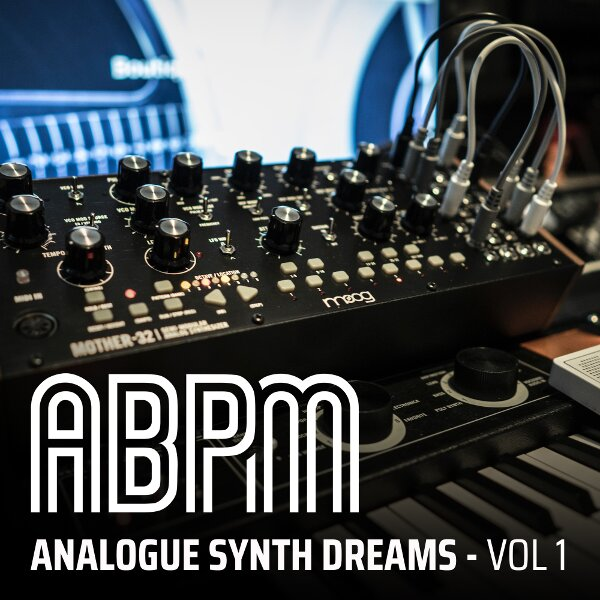Analogue Synth Dreams Vol 1