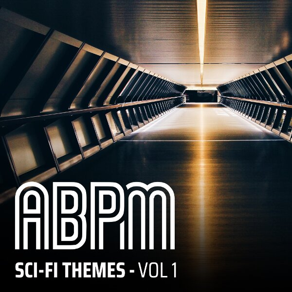 Sci-Fi Themes Vol 1 library music by AB productions of London